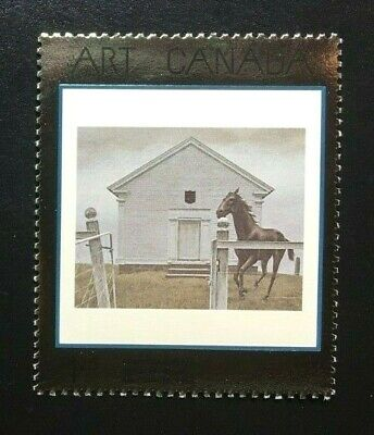 "Canada #1945 MNH, Masterpieces of Canadian Art: ""15"" Stamp 2002"