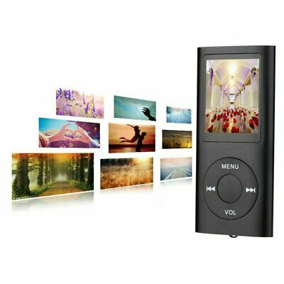 "32GB Portable MP3 MP4 iPod Style 1.8"" Music Video Media Player With FM Radio HU"