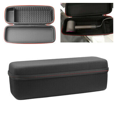 Hair Dryer Carrying Case Protection Bag For Dyson Supersonic HD01 Quality Black