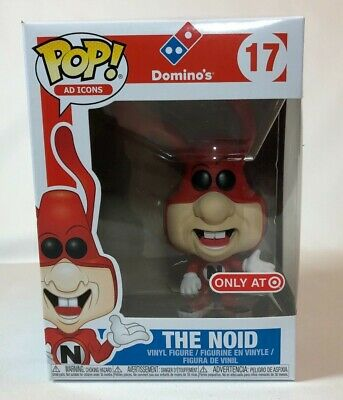 FUNKO POP! Ad Icons_The Noid from Domino's Pizza_Target Exclusive