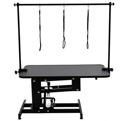 Extra Large Heavy Duty Hydraulic Dog Bath Grooming Table/Station H Bar & Arm UK
