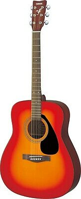 Guitare Acoustique Folk YAMAHA F310 TOBACCO Cherry Red