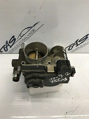 Vauxhall Opel Astra H 1.4 Petrol Throttle Body Z14XEP 2005-2010 TESTED 100/% OK