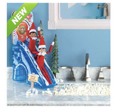 Official Elf on the Shelf Scout Elves at Play® MAGIC PORTAL DOOR AND SLIDE Props