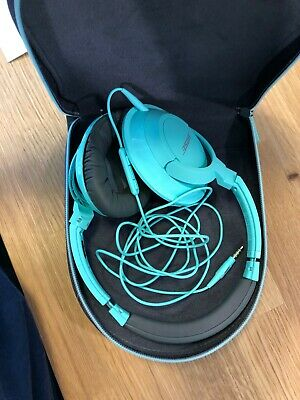 Bose Teal Headphones Great Condition