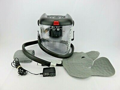 Donjoy IceMan CLEAR 3 Cold Therapy System w/Pad Hose & Power Supply Tested