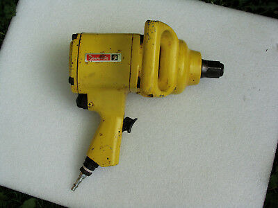 """Desoutter 293 1"""" Air Wrench   made in JAPAN"""