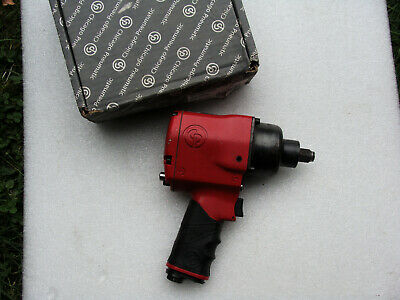 """Chicago Pneumatic CP6500-RSR 1/2"""" Impact Wrench   502 Ft Lbs     2"""