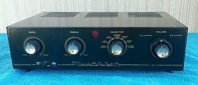 Heathkit SA-3 Steteo Tube Amplifier Single Ended EL84 1960 ?