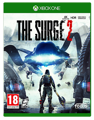 The Surge 2 Xbox One Game