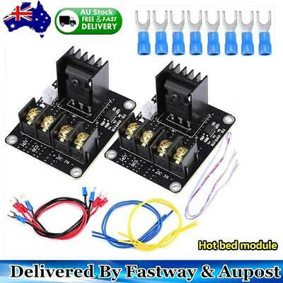 Upgrade MOSFET Board For ANET A8 3D Printer i3 Heated Bed Power Expansion Module