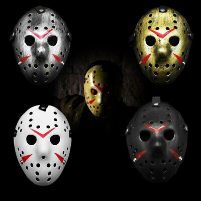 Halloween Jason Voorhees Friday the 13th Horror Creepy Cosplay Scary Mask New