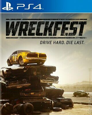 Wreckfest (PS4) PEGI 12+ Racing: Car ***NEW*** FREE Shipping, Save £s