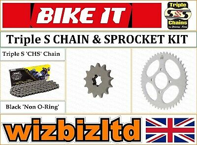 Hyosung GV125 C 11-15 DID Chain And Sprocket Kit