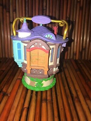 Disney Animators' Collection Littles Micro Rapunzel playset house only