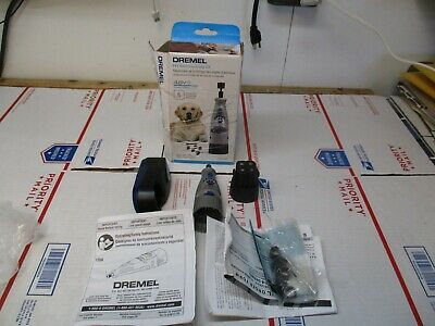 Dremel Pet Nail Grooming Kit 7300-Pt Used, Good Working Order Fast/Free Ship