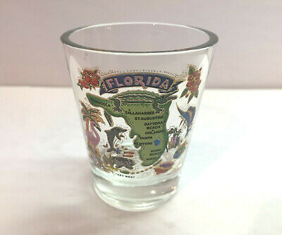 Shot Glass Florida