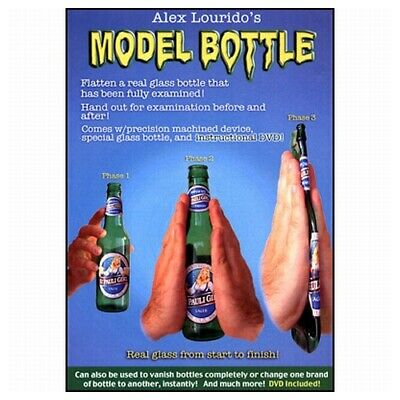 Model Bottle -  Alex Lourido
