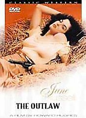 The Outlaw (DVD, 2000), JANE RUSSELL, 1943