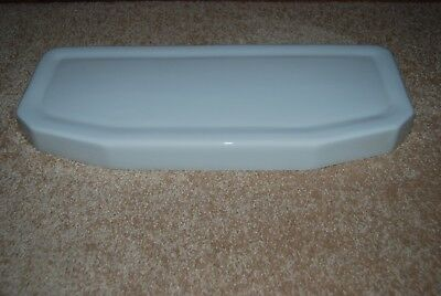 American Standard 4058 White Toilet Tank Lid dated 8/31/40 - FLAWLESS, SANITIZED