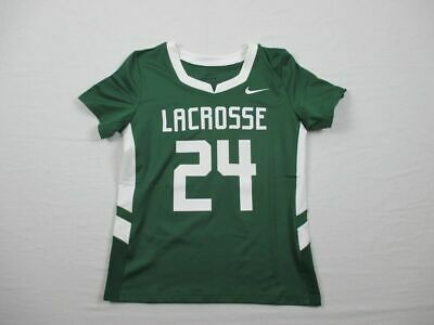 NEW Nike - Youth Girls' Green Dri-Fit Jersey (M)