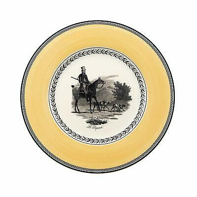 Villeroy & Boch AUDUN CHASSE Fine China Dinner Plate (never used-was decoration)