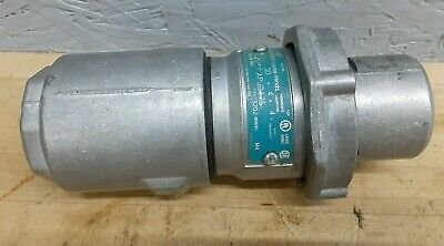Crouse Hinds APJ 3475 30 AMPS 4 WIRE 4 POLE ARKTITE M4 USED