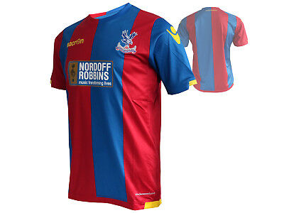 Macron Fußball-trikot Crystal Palazzo FC H Jersey Fan Cpfc GR.S- XL The Eagles