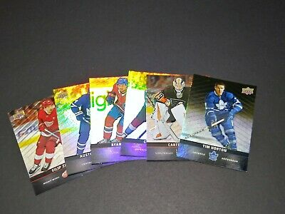 2019-20 Upper Deck Tim Hortons Base Cards Stars Rookies +++ U-Pick
