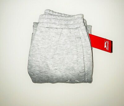 New/Slazenger/Grey/Joggers/Age 5-6 Years/New w/tags/Sports/Casual