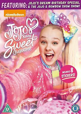 Jojo Siwa: Sweet Celebrations [DVD]