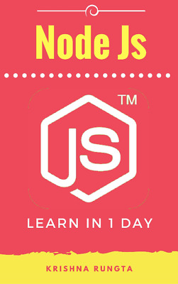 Learn Node JS in 1 Day✅: Complete Java Script Guide with Examples ✅PDF B00K✅
