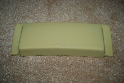 Kohler K4539 Harvest Gold Toilet Tank Lid a/k/a 84079, FLAWLESS, FULLY SANITIZED