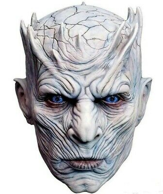 Game of Thrones The Night King Halloween Costume Mask