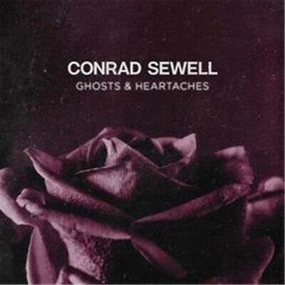 Conrad Sewell, Ghosts And Heartaches, CD