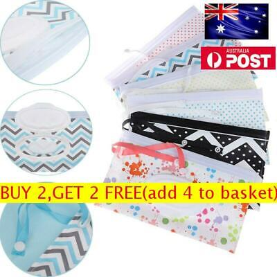 Easy-carry Wet Wipes Bag Napkin Storage Box Wipes Cosmetic Pouch Snap Strap Case