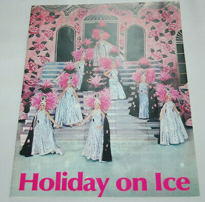 Holiday on ice  - revue vintage