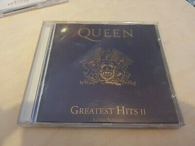 Queen : Greatest Hits II CD (1991) Value Guaranteed from eBay's biggest seller!