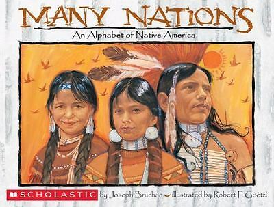 Many Nations: An Alphabet of Native America