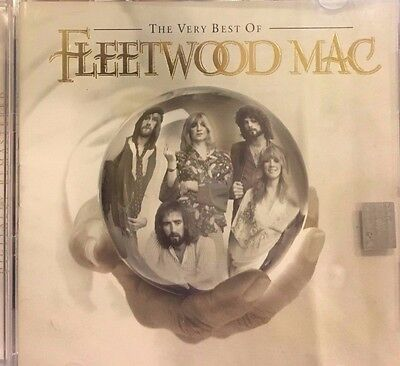Fleetwood Mac brand new cd made in Chile The Very Best