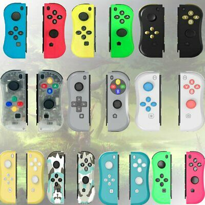 US Joy-Con Game Controllers Gamepad Joypad for Nintendo Switch Console 10Colors