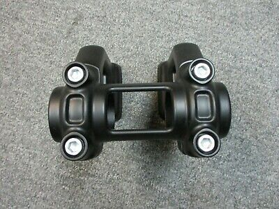 Harley Davidson OEM FXFB, FXFBS Black Risers with Clamp 55900120 2018