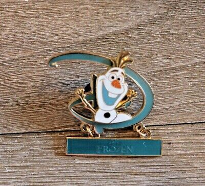 Disney OLAF FROM FROZEN GenEARation D Countdown Collection LE 1000 Pin WDW