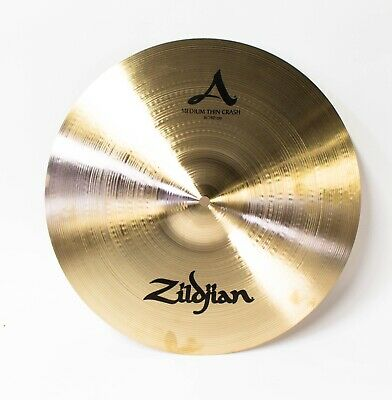 Zildjian A Series Medium Thin Crash Cymbal - 16""