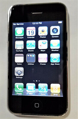 Apple iPhone 3G 8GB AT&T A1241