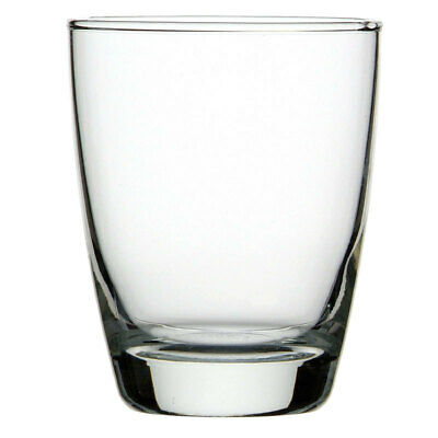 48x Crown Commercial Tiara Tumblers Old Fashioned 270mL Cocktail Whiskey