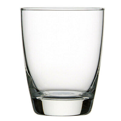 48x Crown Commercial Tiara Tumblers Double Old Fashioned 365mL Cocktail Whisk