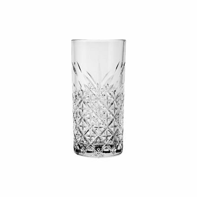24x Longdrink Glass 300mL Pasabahce Timeless Bar Cocktail Mixed Drink Highball