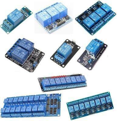 5V 1/2/4/8/16 Channel Relay Module With optocoupler For PIC AVR DSP ARM Arduino