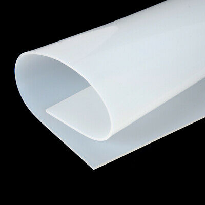 """1mm Thicknes 40/""""*40/"""" Silicone Rubber Sheet Plate Mat High Temp Silicone Board"""